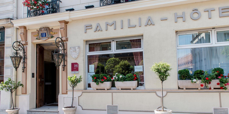 familia hotel paris 2 star hotel in paris 5 latin. Black Bedroom Furniture Sets. Home Design Ideas