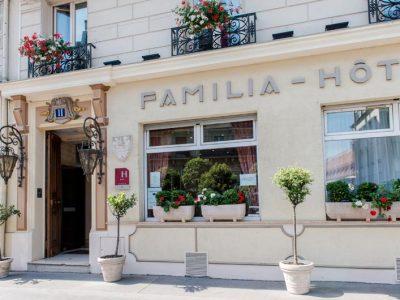 hotel familia paris